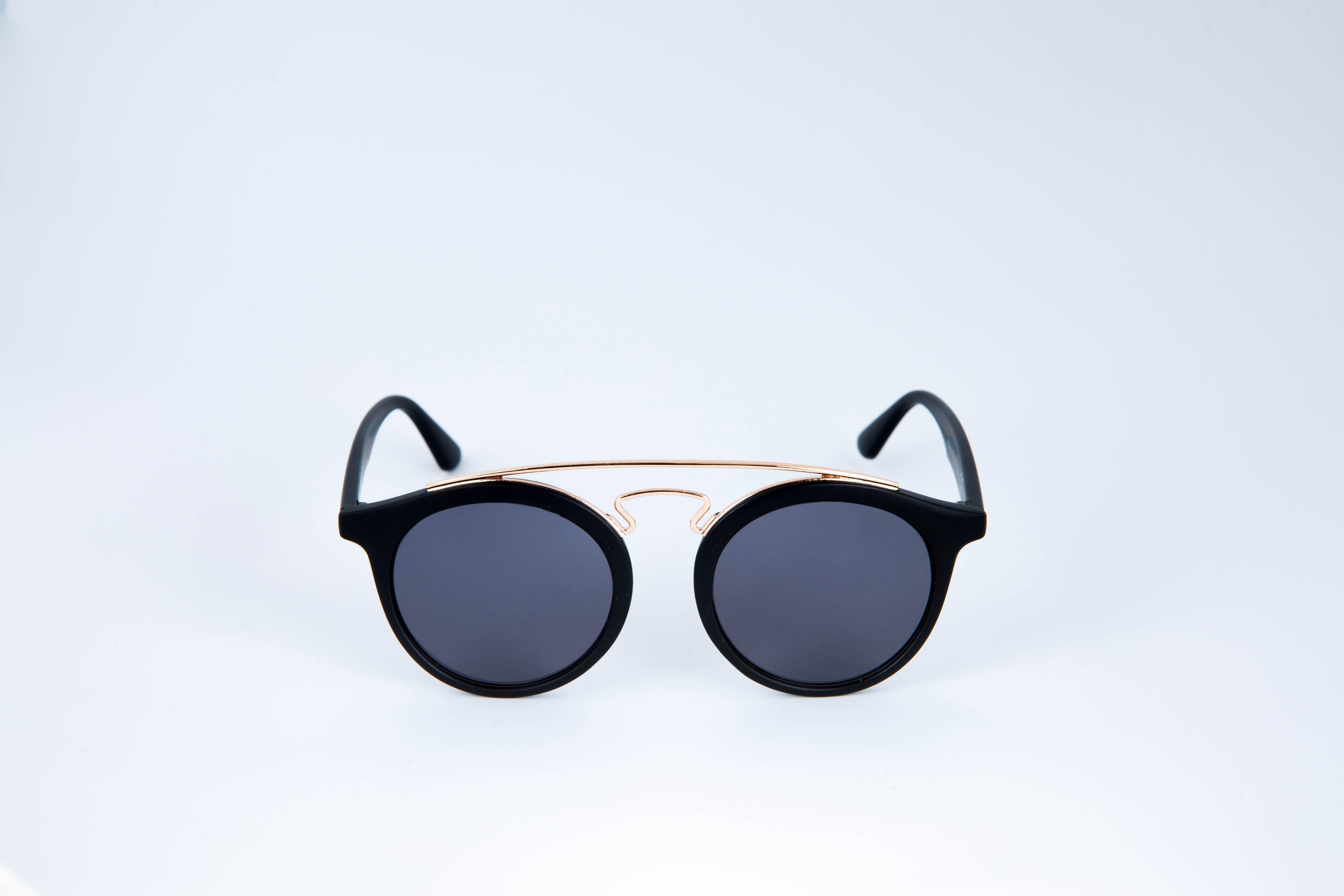 Lunette de Soleil - Homme - Femme - Accessoire - Noir Mat - Double ... e2680d2fc688