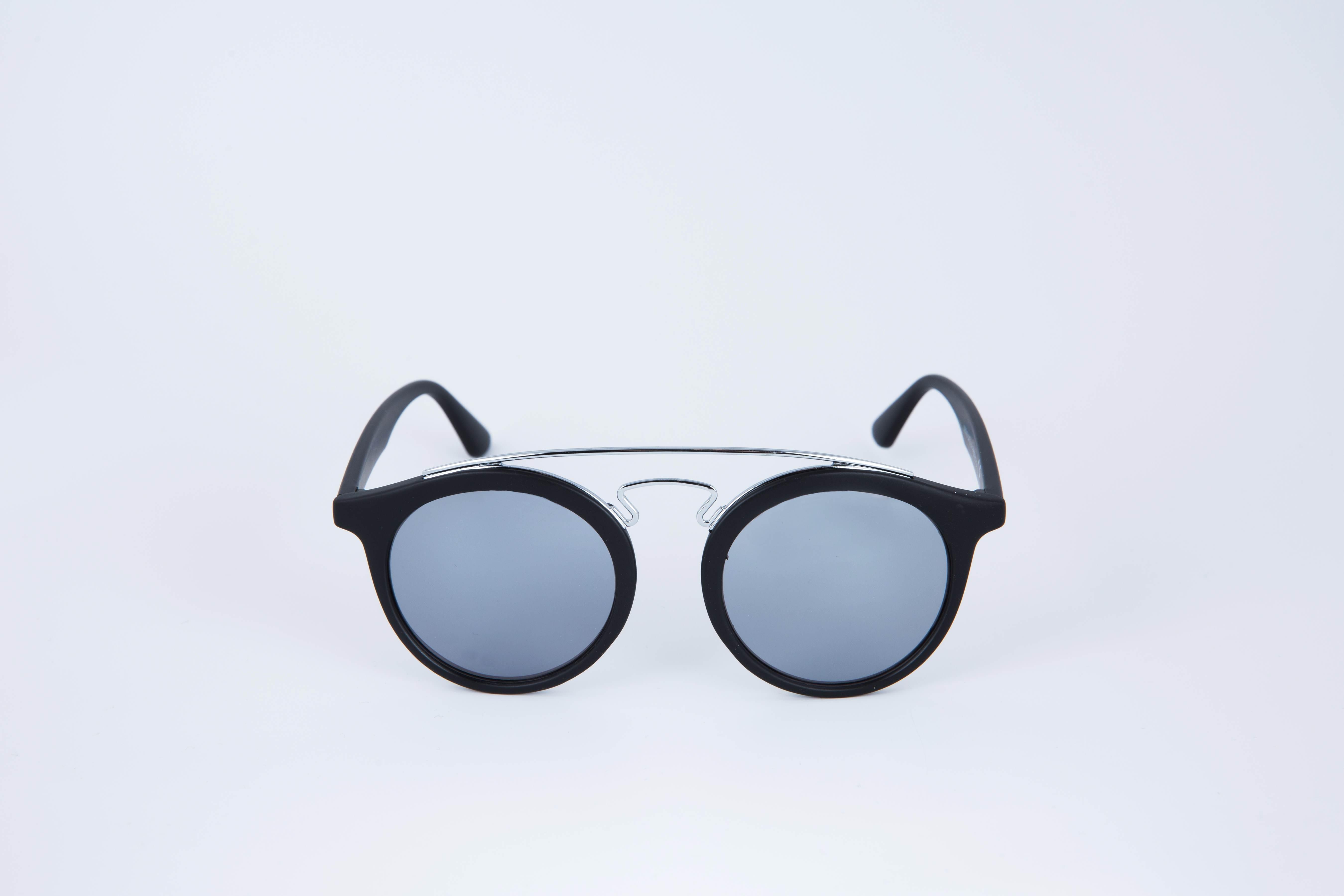 8fc771d5a3e1d7 Lunette de Soleil - Homme - Femme - Accessoire - Noir Mat - Double ...