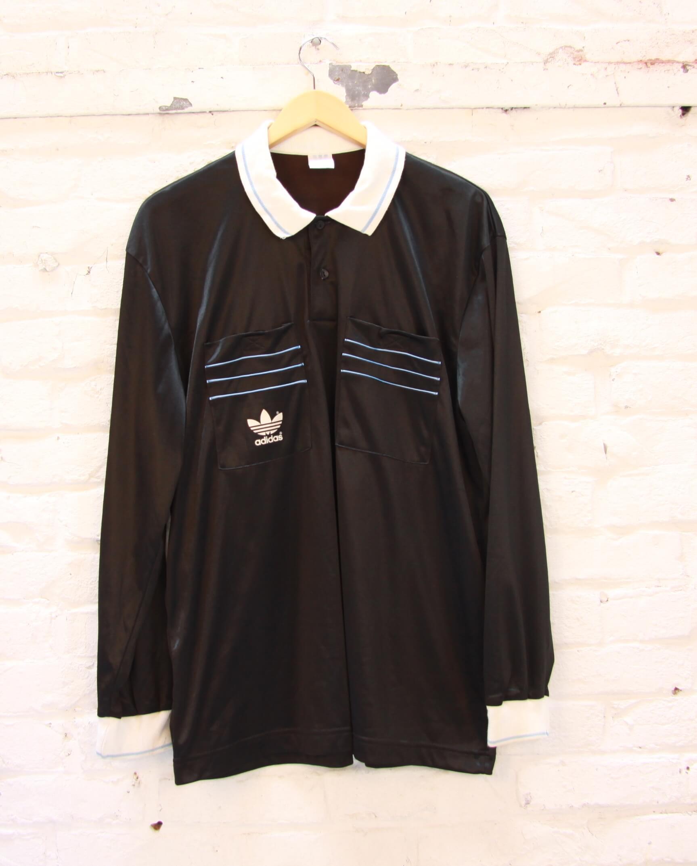 Maillot Arbitre Adidas Vintage Football Tilt Vintage