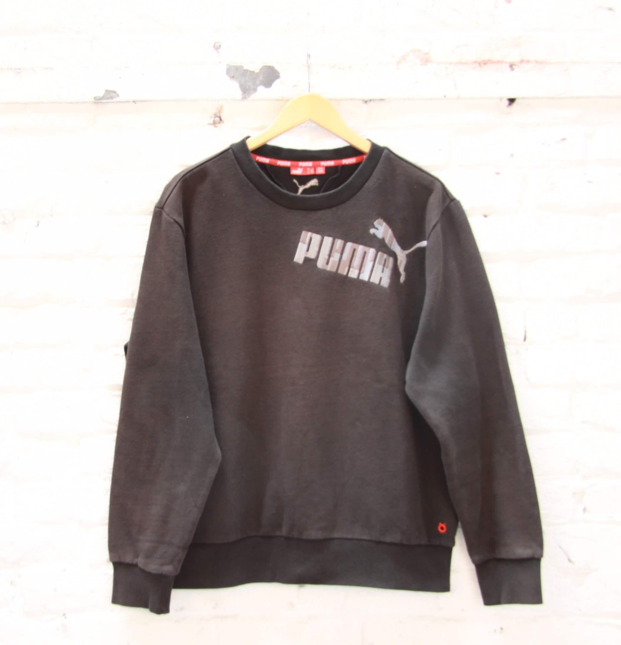 pull puma noir