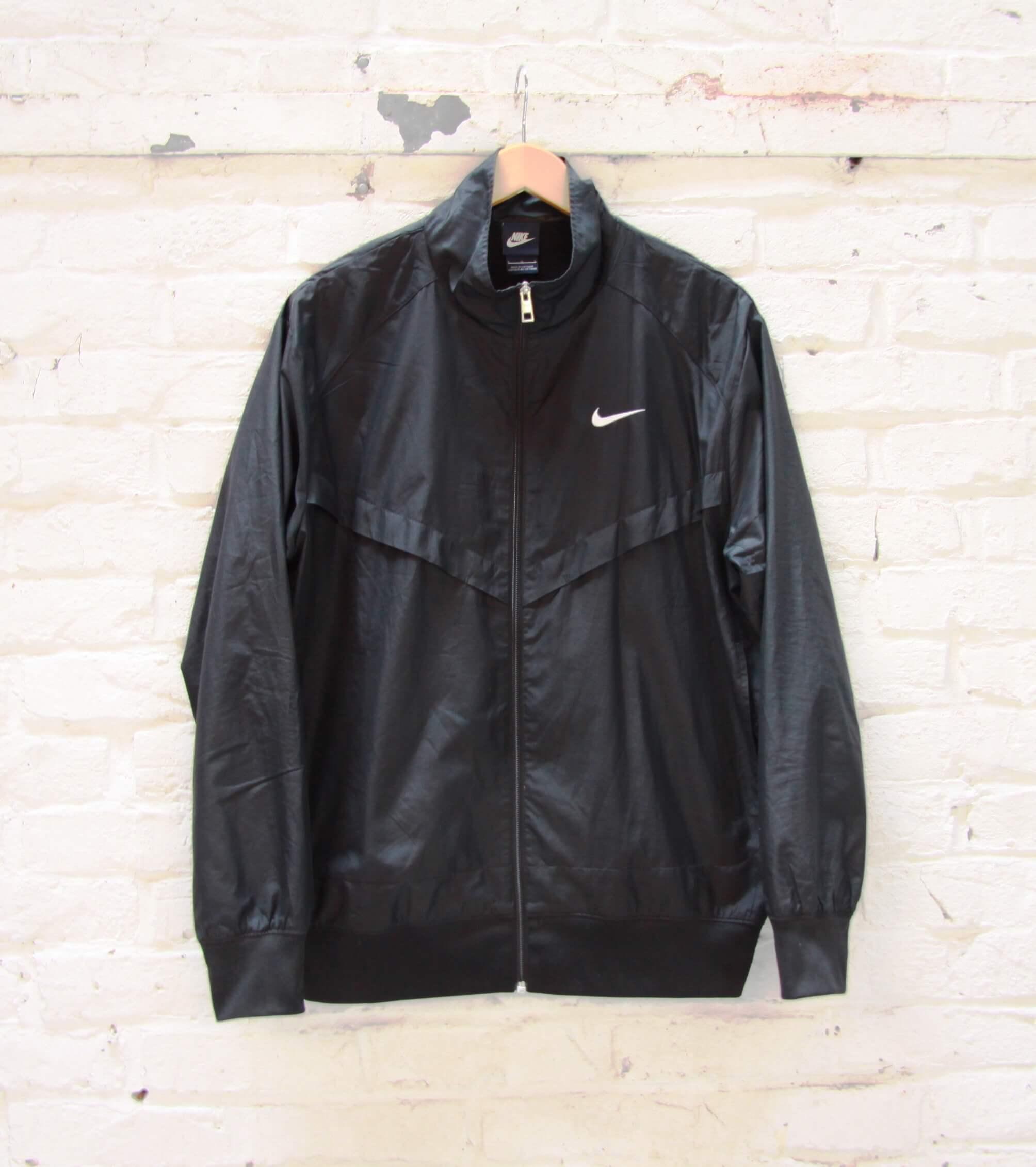 livraison gratuite 62e16 0c762 Veste de Jogging - Nike - Vintage - Noire - Tilt Vintage