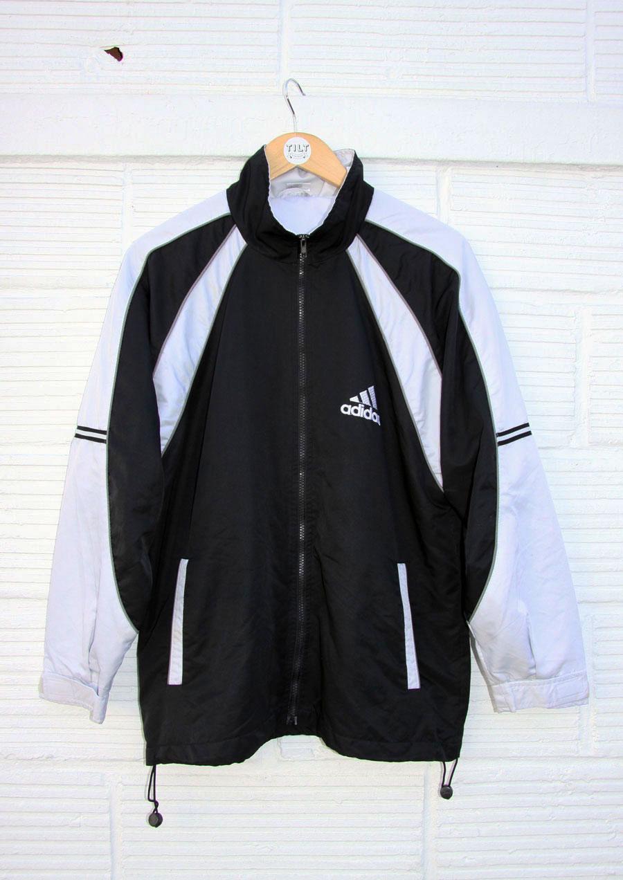 Vintage Veste Adidas De Survêtement Tilt hCtrdQxs