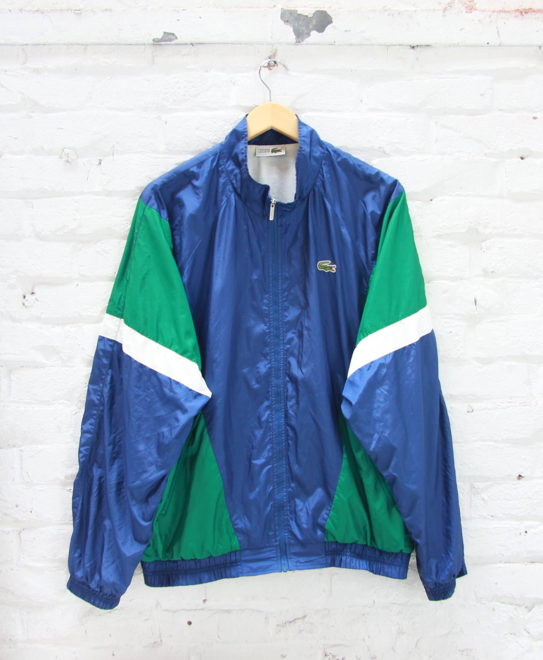 Tilt Homme Bleu Lacoste Veste Vintage Vert X6Pw7xOqx