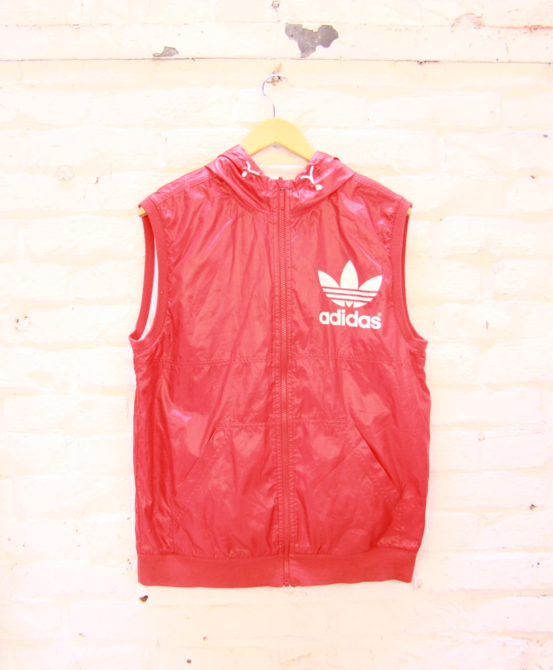 Tilt Veste Manche Vintage Sans Adidas Rouge xvwqRzHT