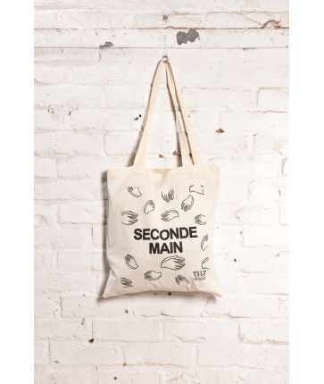 Tote bag Seconde Main