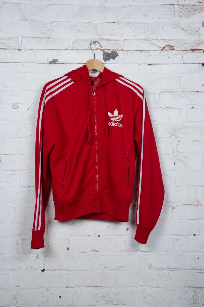 veste de jogging adidas vintage rouge tilt vintage. Black Bedroom Furniture Sets. Home Design Ideas