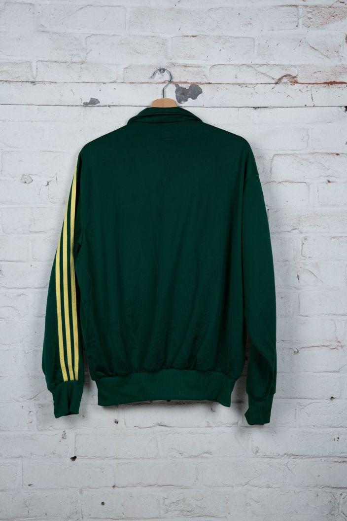 a982103808 Veste de Jogging - Adidas - Vintage - Vert - Jaune - Tilt Vintage