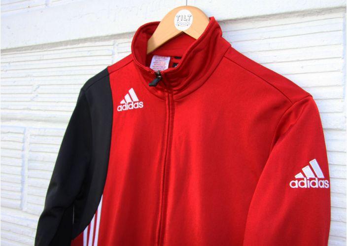 Aux Jogging Vintage La Bandes Veste Adidas Tilt De Marque 3 Oyt6wqw qUZawxA